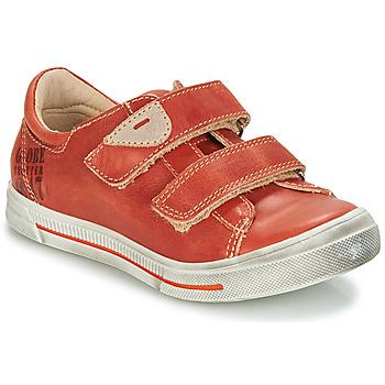 Skor Pojkar Sneakers GBB SEBASTIEN Röd