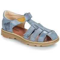 Skor Pojk Sandaler GBB PATERNE Jeans