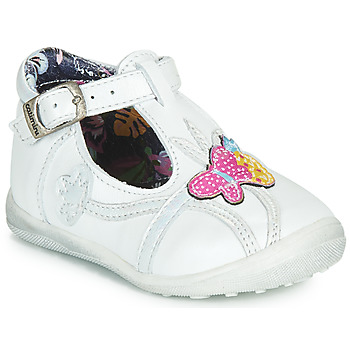 Skor Flick Boots Catimini SOLEIL Vit