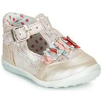 Skor Flickor Boots Catimini SALICORNE Rosa