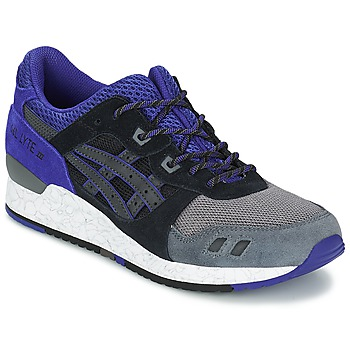 Sneakers Asics GEL-LYTE III Svart / Blå 350x350