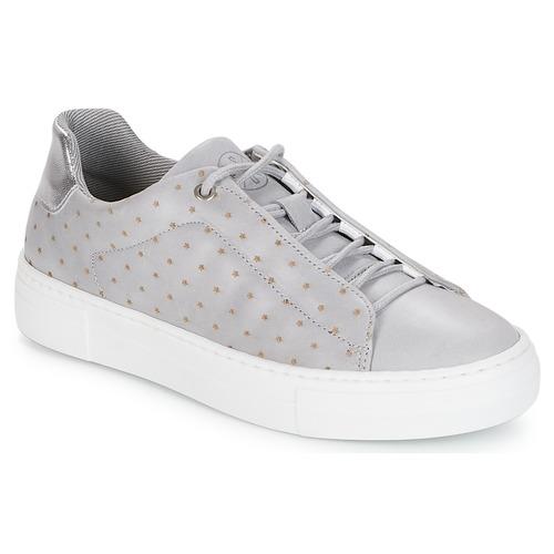 Skor Pojkar Sneakers Bullboxer AID006 Grå