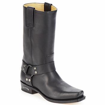 Skor Herr Stövlar Sendra boots EDDY Svart