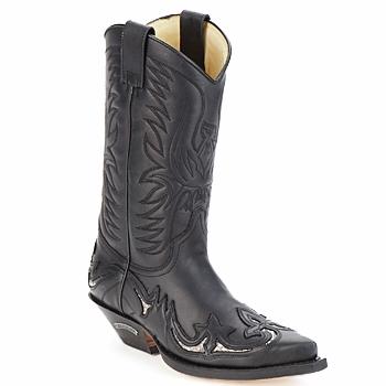 Skor Stövlar Sendra boots CLIFF Svart