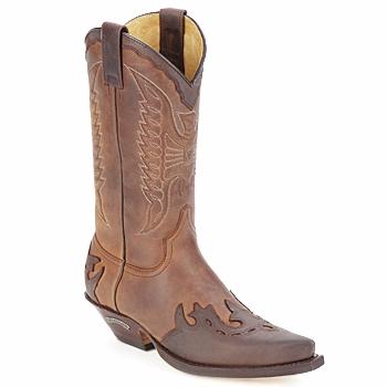 Skor Stövlar Sendra boots DAVIS Brun