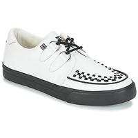 Skor Sneakers TUK CREEPERS SNEAKERS Vit / Svart