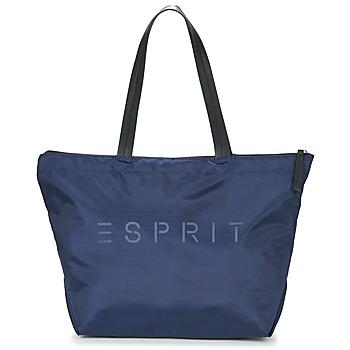 Väskor Dam Axelremsväskor Esprit CLEO SHOPPER Marin