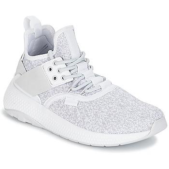 Skor Dam Sneakers Palladium AX_EON LACE K Vit / Grå