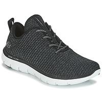 Skor Dam Sneakers Skechers FLEX APPEAL 2.0 Svart