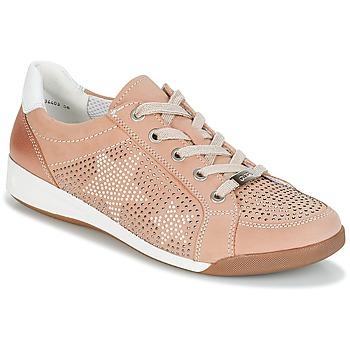 Skor Dam Sneakers Ara ROM Rosa