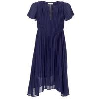 textil Dam Korta klänningar See U Soon 8121119 Marin