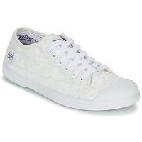 Skor Dam Sneakers Le Temps des Cerises BASIC 02 Vit