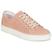Skor Dam Sneakers Casual Attitude IPINIA Rosa