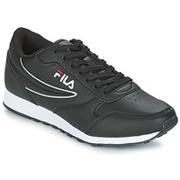 Skor Herr Sneakers Fila ORBIT LOW Svart