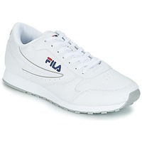 Skor Herr Sneakers Fila ORBIT LOW Vit