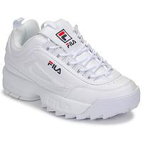 Skor Dam Sneakers Fila DISRUPTOR LOW WMN Vit