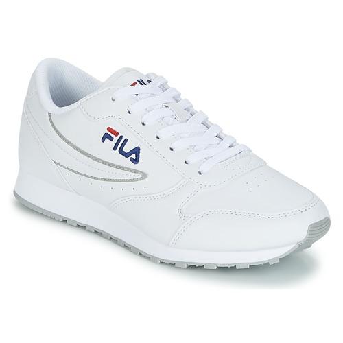 Skor Dam Sneakers Fila ORBIT LOW WMN Vit