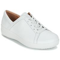 Skor Dam Sneakers FitFlop F-SPORTY II LACE UP SNEAKERS Vit