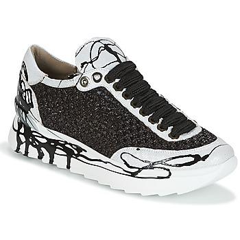 Skor Dam Sneakers Now CARK Svart / Vit