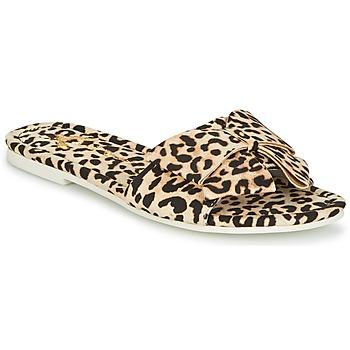 Skor Dam Tofflor Lola Ramona COCCO Leopard