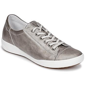 Skor Dam Sneakers Josef Seibel SINA 11 Silver