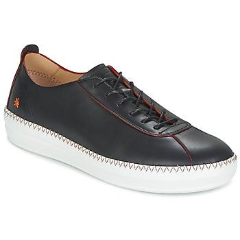 Skor Dam Sneakers Art TIBIDABO 1342 Svart