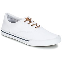 Skor Herr Sneakers Sperry Top-Sider STRIPER II CVO WASHED Vit