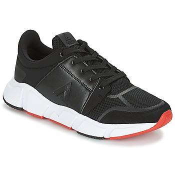 Skor Herr Sneakers Asfvlt FUTURE Svart / Vit / Röd