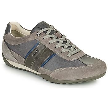 Skor Herr Sneakers Geox U WELLS C Grå