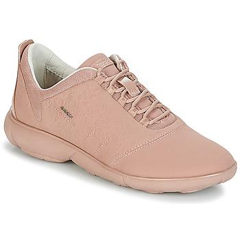 Skor Dam Sneakers Geox NEBULA Rosa