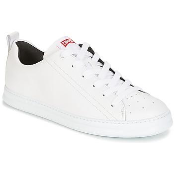Skor Herr Sneakers Camper RUNNER 4 Vit
