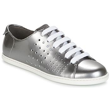 Skor Dam Sneakers Camper TWS Silverfärgad