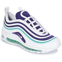 Skor Dam Sneakers Nike AIR MAX 97 ULTRA '17 SE W Vit / Violett / Grön