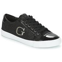 Skor Dam Sneakers Guess ELLY Svart