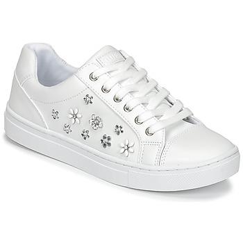 Skor Dam Sneakers Guess JAMIT Vit