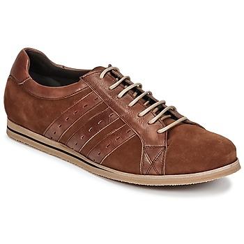 Skor Herr Sneakers So Size GOPINETTE Brun