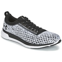 Skor Herr Sneakers Under Armour CHARGED LIGHTNING 3 Svart / Vit