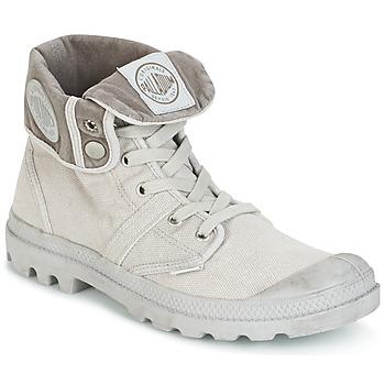 Skor Herr Boots Palladium US BAGGY Metallfärg