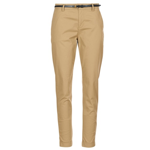 textil Dam Chinos / Carrot jeans Scotch & Soda BEIBEO Beige