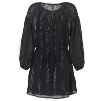 textil Dam Korta klänningar Maison Scotch DRAGUO Svart