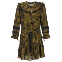 textil Dam Korta klänningar Maison Scotch NOONPL Kaki