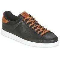 Skor Herr Sneakers Victoria DEPORTIVO PU CONTRASTE Svart