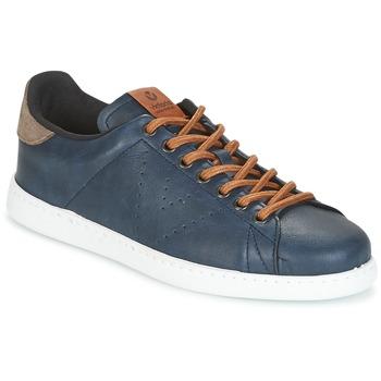 Skor Herr Sneakers Victoria DEPORTIVO PU CONTRASTE Blå