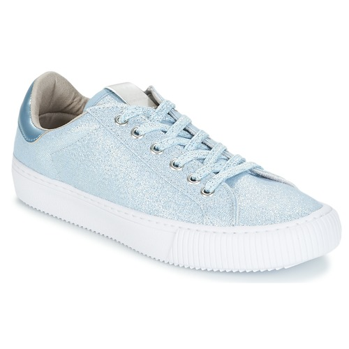 Skor Dam Sneakers Victoria DEPORTIVO LUREX Blå