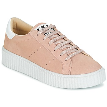 Skor Dam Sneakers No Name PICADILLY SNEAKER Rosa