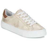 Skor Dam Sneakers No Name ARCADE GLOW Beige