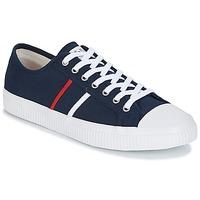 Skor Herr Sneakers Jim Rickey TROPHY Marin / Röd / Vit