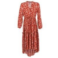 textil Dam Långklänningar Betty London HALETTE Röd