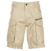 textil Herr Shorts / Bermudas G-Star Raw ROVIC ZIP LOOSE 1/2 Beige