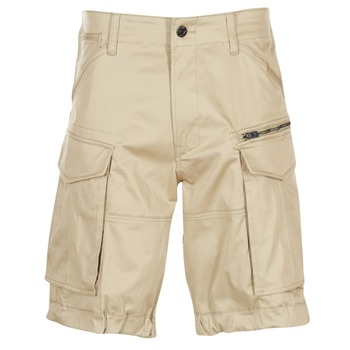textil Herr Shorts / Bermudas G-Star Raw ROVIC ZIP LOOSE 1/2 Beige